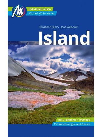 Michael Müller Verlag Island Reiseführer Michael Müller Verlag | Individuell reisen mit vielen...