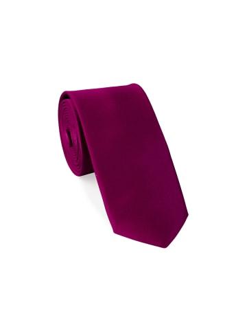 UNA Germany Krawatten in magenta