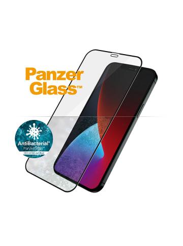 """Panzerglass Display-Schutzglas """"Edge-to-Edge"""" für iPhone 12 Pro Max in schwarz"""