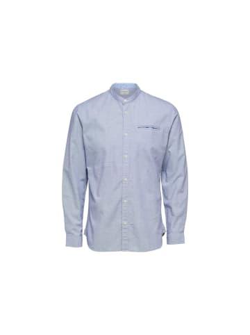 Selected Langarm Business Hemd in weiß
