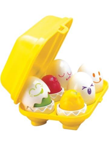 Tomy Sortierspiel - Versteck- und Quieck Eier