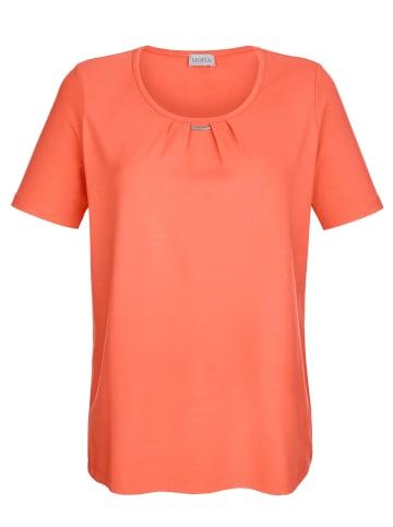 Mona Shirt in Orange