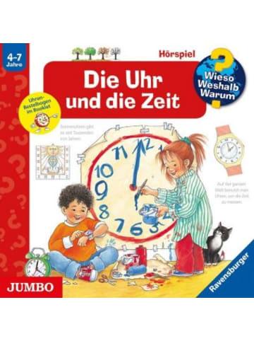 Jumbo Die Uhr und die Zeit, Audio-CD