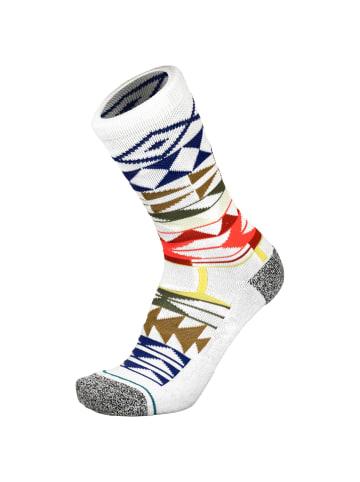 STANCE Socken Warrior Print in weiß / bunt