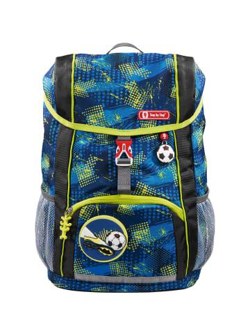 Step by Step Kid Kinderrucksack-Set 3tlg. in soccer team