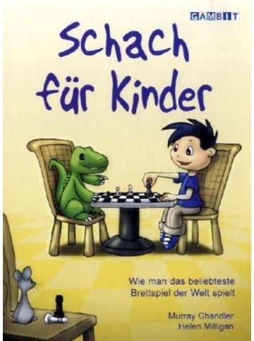 Gambit Publications Schach für Kinder