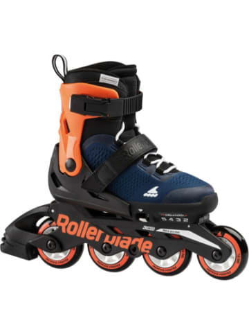Rollerblade Inliner Microblade blau/orange
