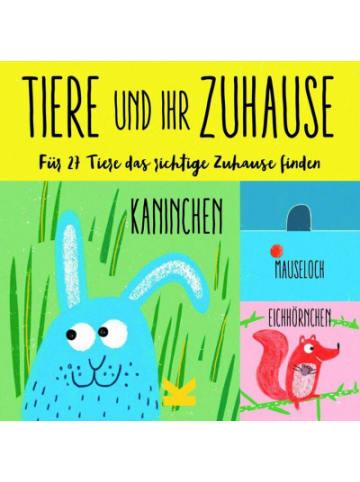 Laurence King Verlag Tiere und ihr Zuhause