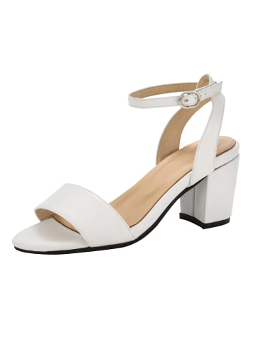 KLiNGEL Sandale in Weiß