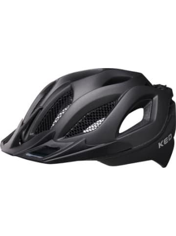 KED Fahrradhelm Spiri Two M black matt
