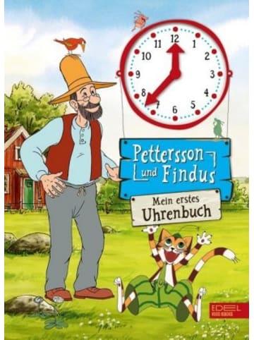 Edel Germany Pettersson und Findus: Mein erstes Uhrenbuch