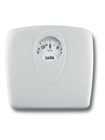 "Laica Personenwaage ""PL8019 Analog"" in weiß"