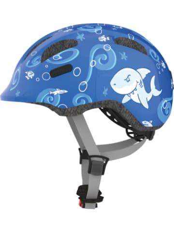 ABUS Fahrradhelm Smiley 2.0, blau sharky