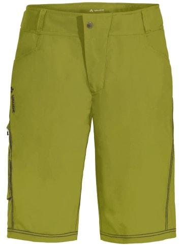 Vaude Shorts Ledro in Grün