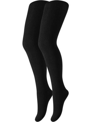 S. Oliver Kinderstrumpfhose in black