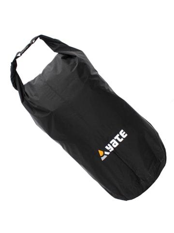 Yate Drybag Packsack + Pumpe in schwarz