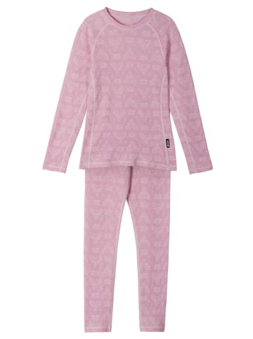 """Reima Funktionswäsche """" Taival """" in Rosy pink"""