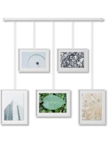 """Umbra 5 tlg. Bilderrahmen-Set """"Exhibit Foto Collage"""""""