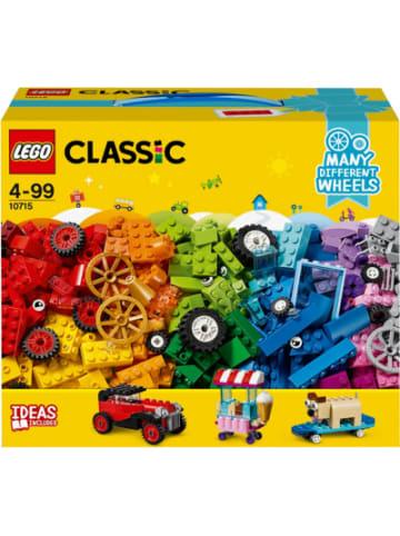 LEGO ® Classic 10715 Kreativ-Bauset Fahrzeuge