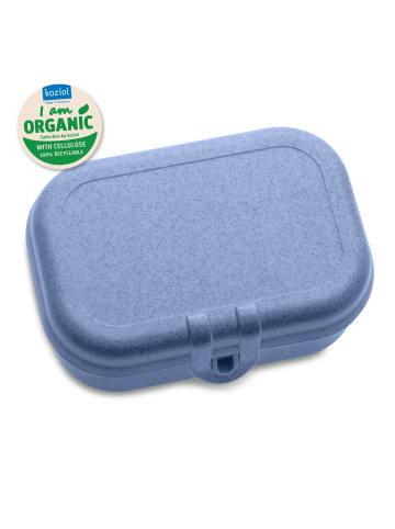 Koziol ORGANIC PASCAL S - Lunchbox in organic blue