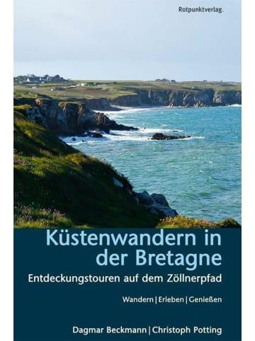 ROTPUNKT Küstenwandern in der Bretagne | Entdeckungstouren auf dem Zöllnerpfad