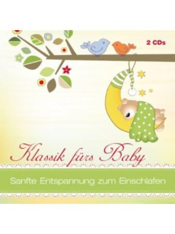 Edel CD Klassik fürs Baby - Sanfte Entspannung zum Einschlafen (2 CDs)