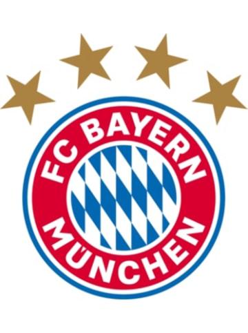 FC Bayern Wandtattoo , Logo