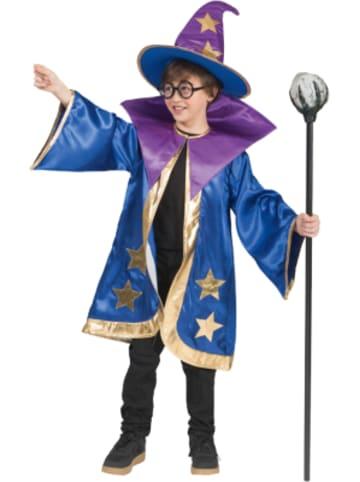 Funny Fashion Kostüm Magier, 2-tlg.
