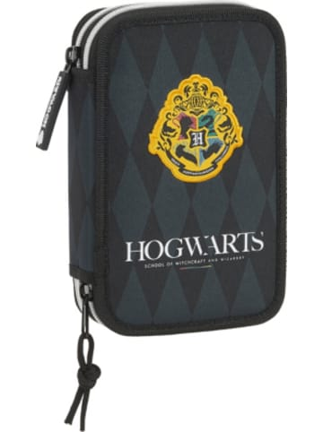 Blackfit8 Doppel-Federmäppchen Harry Potter Hogwarts befüllt, 28-tlg.
