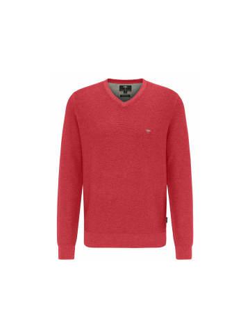 FYNCH-HATTON V Pullover in rot