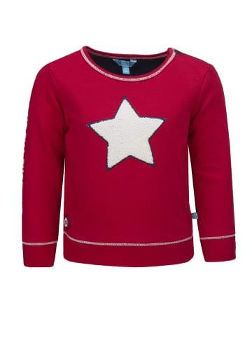 Lief Sweatshirt mit Stern Star in ski patrol