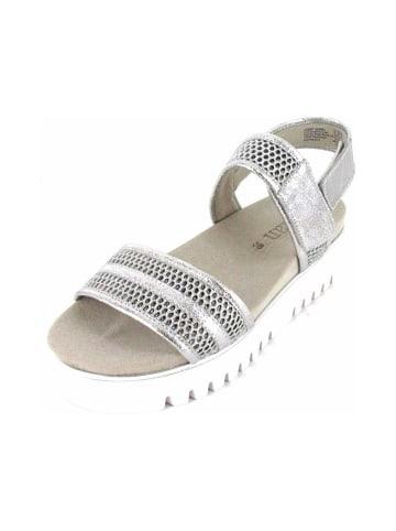 Tizian Sandalen/Sandaletten in silber