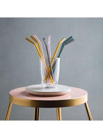 Like. by Villeroy & Boch Glas-Trinkhalm Set 4tlg. Artesano Hot&Cold Beverages in bunt