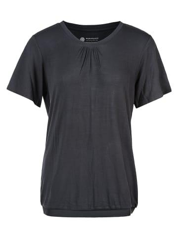 Athlecia T-Shirt Mentawa in 1001 Black