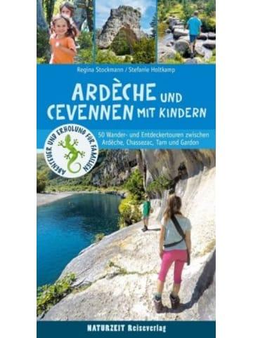 Naturzeit Reiseverlag Ardèche und Cevennen mit Kindern
