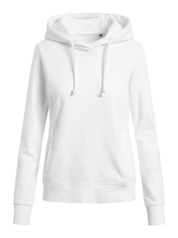 Shirts for Life Sweatshirt Leonie in weiß