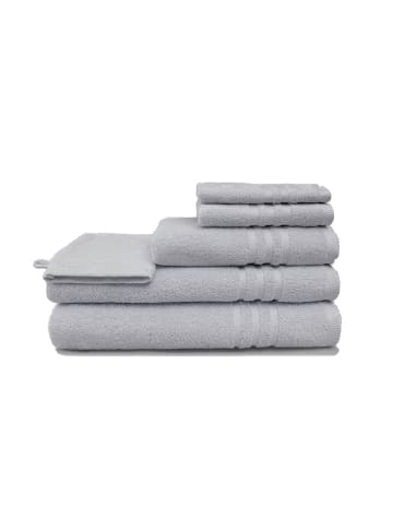 Grace Grand Spa Handtuch Aktion in Silber