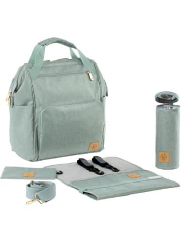 Lässig Wickelrucksack Glam Goldie, Backpack, mint