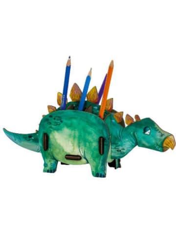 WERKHAUS® Werkhaus Stiftbox Dino - Stegosaurus