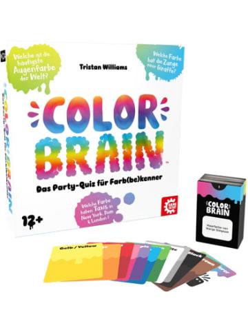 Game Factory Color Brain - Das Partyquiz für Farb(be)kenner