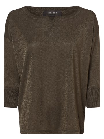 Mos Mosh Shirt Kiara in oliv