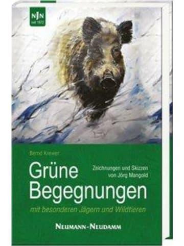 Neumann-Neudamm Grüne Begegnungen   mit besonderen Jägern und besonderen Wildtieren
