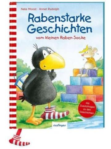 Esslinger Der kleine Rabe Socke: Rabenstarke Geschichten vom kleinen Raben Socke
