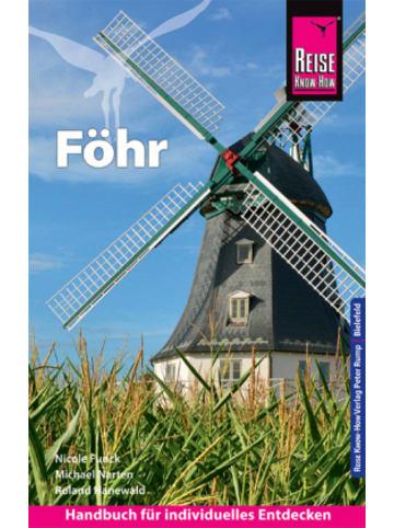 Reise Know-How Verlag Peter Rump Reise Know-How Reiseführer Föhr