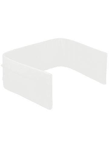 Julius Zöllner Nestchen Easy Fix, weiß, 30 x 200 cm