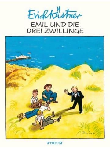 ATRIUM Emil und die drei Zwillinge