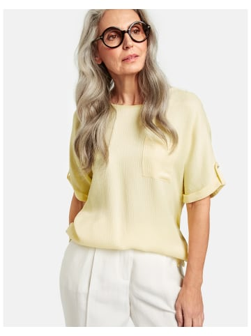 Gerry Weber T-Shirt 1/2 Arm in Gelb