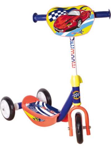 Muuwmi Kiddyscooter Rennfahrer