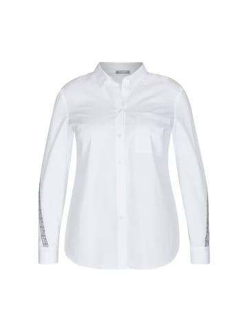 Rabe Bluse in WEISS