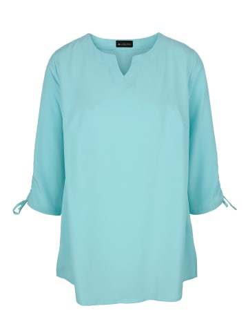 M. collection Bluse in Türkis
